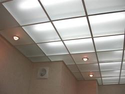 ceiling from AL ARABI GYPSUM & FALSE CEILING WORKS