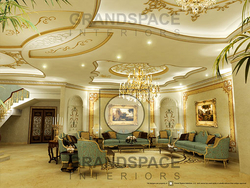 Gypsum Designing & Decorative painting from AL ARABI GYPSUM & FALSE CEILING WORKS