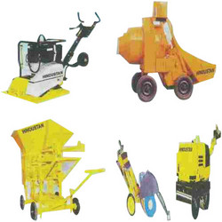 Construction Equipment from ADEX INTERNATIONAL
