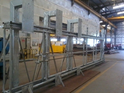 industrial gates from LINK MIDDLE EAST LTD