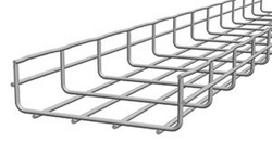 Wire Mesh Cable Tray from ELECTRAKING FZC