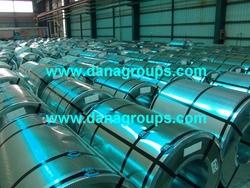 REGULAR GALVANIZED COIL/SHEETS QATAR-DANA STEEL from DANA GROUP UAE-OMAN-SAUDI