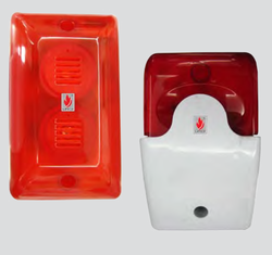 LIFECO Siren, Siren with Strobe LF-SI and LF-SS from LICHFIELD FIRE & SAFETY EQUIPMENT FZE - LIFECO
