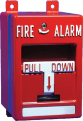 LIFECO EXPLOSION PROOF MANUAL PULL STATION from LICHFIELD FIRE & SAFETY EQUIPMENT FZE - LIFECO