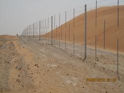 kenya camel fence