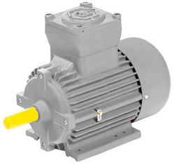 Explosion Proof Electric Motors from SIGMA STAR EQUIPMENT & MACHINERY