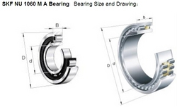 NU1060MA bearing from GULF SAFETY EQUIPS TRADING LLC