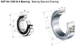 NU1060MA bearing