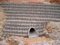 GABIONS FOR CULVERTS AND BRIDGES