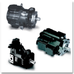 Hydraulic Pumps, Motors and Valves from HYDROFIT GROUP
