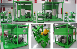 Manufacture of Explosion Proof HPU & Control units ...