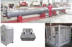 Manufacture of Mast/Sub Raising Telescopic cylinde ...