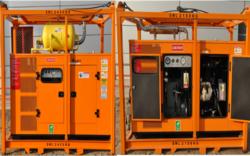 Design & Manufacture of Zone 2 Compressor & Genera