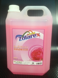 HANDWASH ZOLAREX ROSE 5ltr from AL BASMA DETERGENTS & CLEANING IND LLC.