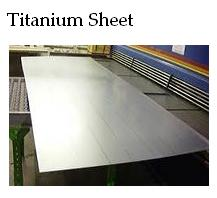 Titanium Sheets from TIMES STEELS