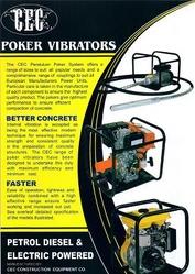 Poker Vibrators from PROMIDE TRADING CO LLC