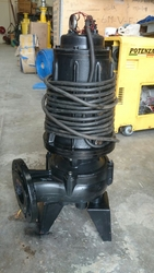 Varisco submersible sewage pump  from LEO ENGINEERING SERVICES LLC