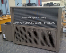 water chiller-air cooled industrial water chiller from DANA GROUP UAE-OMAN-SAUDI