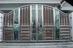 Stainless Steel Gates UAE from MIAMI METAL INDUSTRIES EST.
