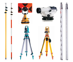 SURVEYING INSTRUMENTS from FALCON SURVEY ENGINEERING CONSULTANTS