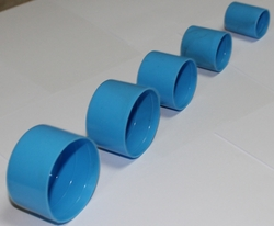Plastic End Cap 26.7mm from AL BARSHAA PLASTIC PRODUCT COMPANY LLC