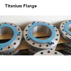 Titanium Flanges from TIMES STEELS