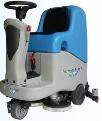Ride on Floor Scrubbing Machines UAE from TRENT INTERNATIONAL LLC