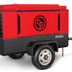 Portable Diesel Driven Compressors from NEHMEH