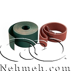 Abrasive Cloth Belt from NEHMEH