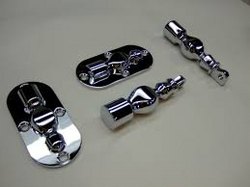 Chrome Plating in Dubai from AL ASHRAFI TRADING LLC