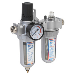 FILTER REGULATOR AND LUBRICATOR from ADEX
