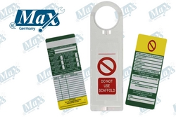 Scaffolding Tags  from A ONE TOOLS TRADING LLC