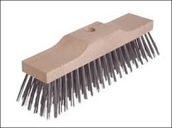 Steel Deck Wire Brush Supplier Dubai UAE from AL MANN TRADING (LLC)