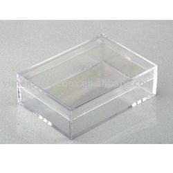 Plastic crystal Box in UAE from AL BARSHAA PLASTIC PRODUCT COMPANY LLC