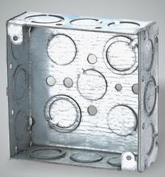 Square Conduit Box from ELECTRAKING FZC