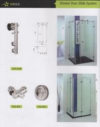 Shower Door Slide System UAE