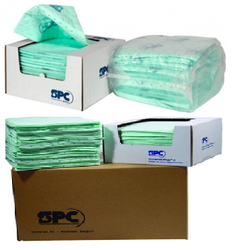 Chemical Absorbant Pads and Rolls from SIS TECH GENERAL TRADING LLC