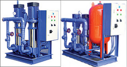 WATER BOOSTER AND TRANSFER PUMPS from MIDDLE EAST TECH LLC
