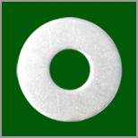 Flat Washers ROUND-FLAT-WASHER from NAVGRAH FASTNERS PVT. LTD.