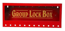 BRADY Metal Wall Lock Box from SIS TECH GENERAL TRADING LLC