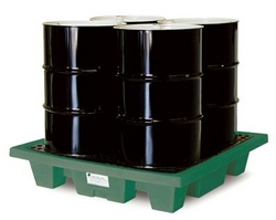 4-Drum ECO Poly-Slim-Line from SIS TECH GENERAL TRADING LLC