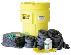 95-Gallon ECO Spill Kit Oil Only from SIS TECH GENERAL TRADING LLC