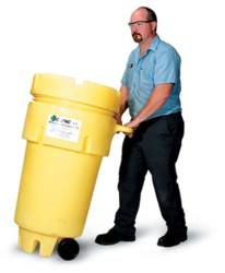 Wheeled Overpack® 50 Salvage Drum from SIS TECH GENERAL TRADING LLC