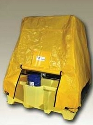 IBC 2000i™ Tarp from SIS TECH GENERAL TRADING LLC