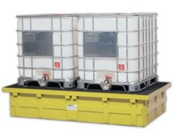 Double IBC Low-Top w/Drain from SIS TECH GENERAL TRADING LLC