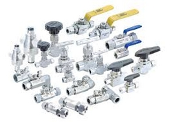 INSTRUMENT pipe and tube fittings  from NOOR AL BAHAR WATER TREATMENT EQUIPMENT TRADING
