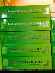 Keratin Color Zero Ammonia UAE from NATURAL RUBY SALON EQUIPMENTS TRADING LLC