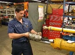 HYDRAULIC EQUIPMENT REPAIRING & SERVICING IN UAE from ADEX