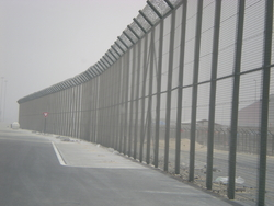 Airport Security Fence suppliers in UAE