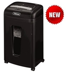 Fellowes Powershred MS-450MS Cross Cut Shredder from SIS TECH GENERAL TRADING LLC